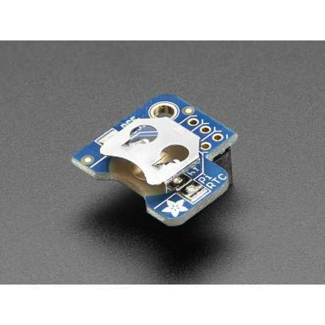 Adafruit PiRTC - PCF8523 Horloge Temps Reel pour Raspberry Pi