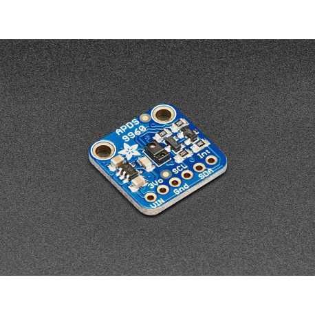 Capteur de proximite, lumiere, RGB, et geste - APDS9960