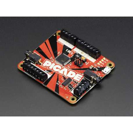 Picade PCB - Arduino compatible with 3W amplifier