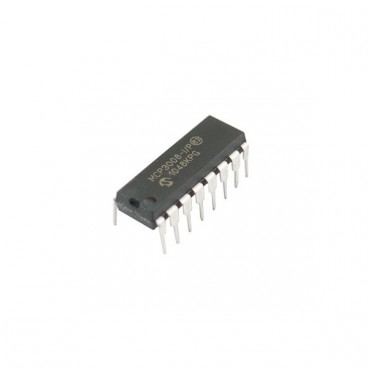 MCP3008 - CAN 10bits 8 channel SPI