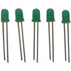 LED Verte 5mm