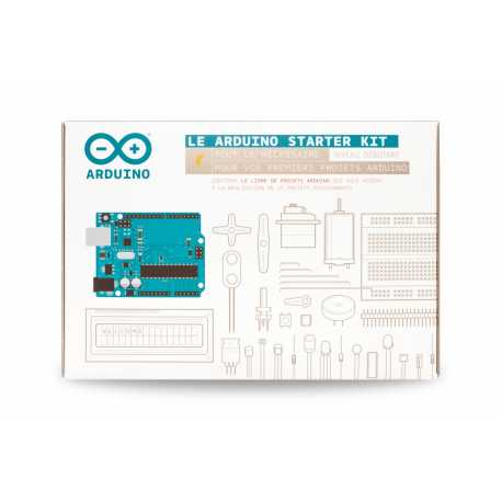 Arduino Starter Kit - French Version