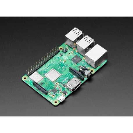 Raspberry Pi3 - Model B+ - 1.4GHz Cortex-A53 avec 1GB RAM
