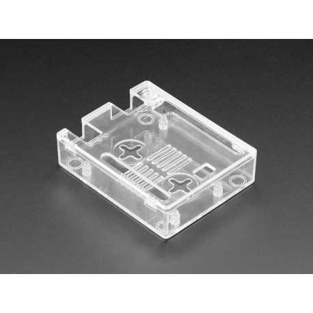 Transparent case for Arduino or Metro
