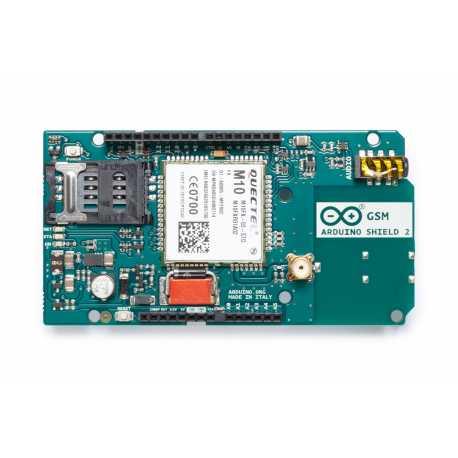 Shield Arduino GSM V2 avec connecteur Antenne