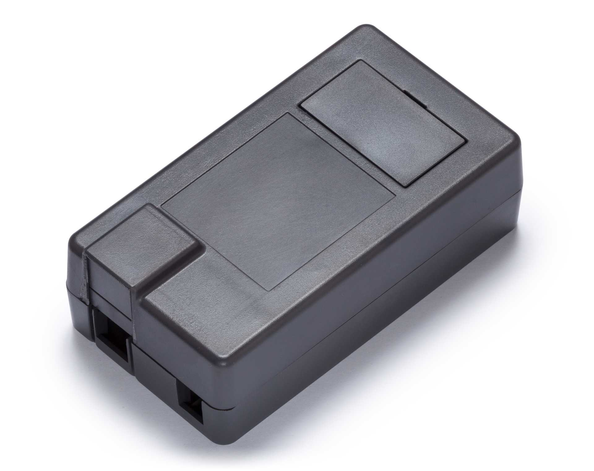 LEGO plaque 2x2 avec 1x Steck PIN trou rouge 4 Pièce 1583