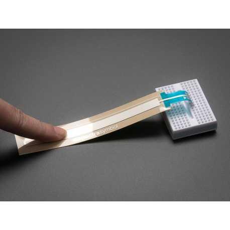 SoftPot lineaire (capteur a ruban) - 100mm