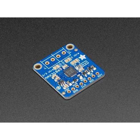 Amplificateur MAX31865 pour sonde de temperature PT1000 RTD