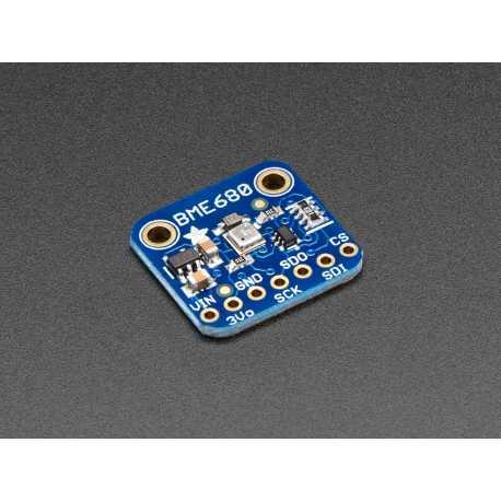 Adafruit BME680 - Capteur de temperature, d'humidite, de pression et de gaz