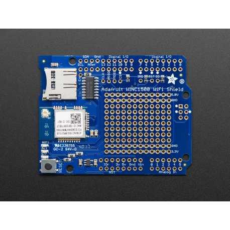 Shield Wifi WINC1500 avec connecteur uFL