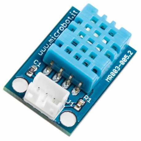 DHT11 - Capteur de temperature et humidite digital