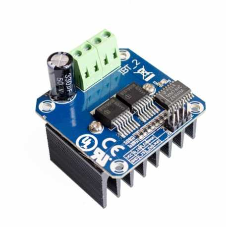 High Power Motor Driver BTS7960 43A
