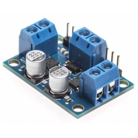 Driver of motor continuous V3