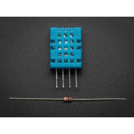 Capteur de temperature-humidite de base DHT11 et extras