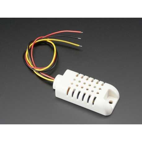 Capteur de temperature-humidite AM2302 (DHT22 filaire)