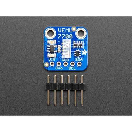 Adafruit VEML7700 Lux Sensor - I2C Light Sensor