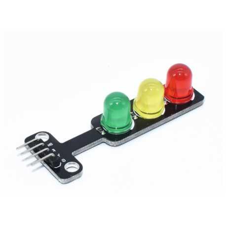 Module Feu tricolore de route a LED 5V