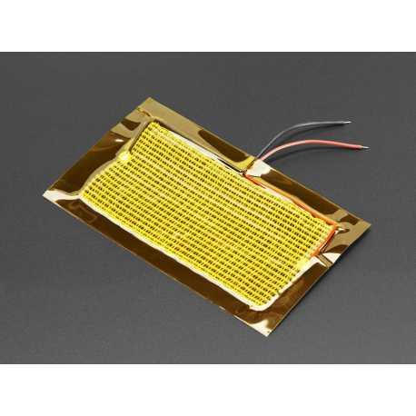 Pad chauffant electrique - 10cm x 5cm