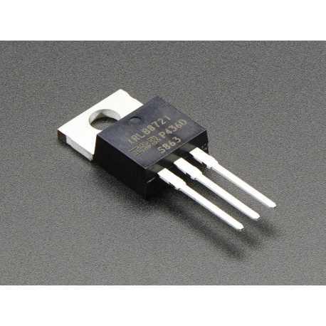 MOSFET de puissance canal N - 30V / 60A