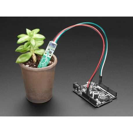 Capteur de sol Adafruit STEMMA - Capteur d'humidite capacitif I2C