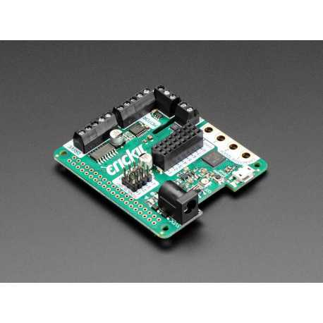 Adafruit CRICKIT HAT pour Raspberry Pi