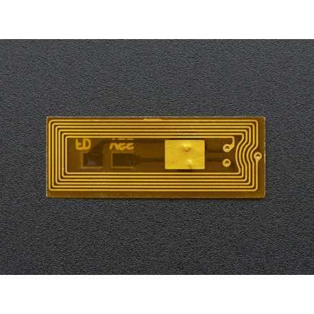 Micro transpondeur NFC/RFID - NTAG203 13.56MHz