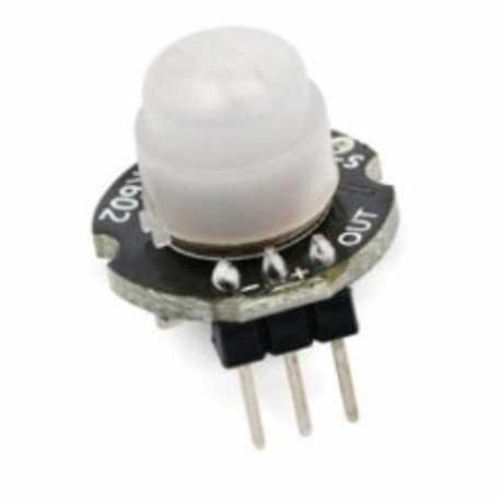 Mini PIR motion detector MH-SR602