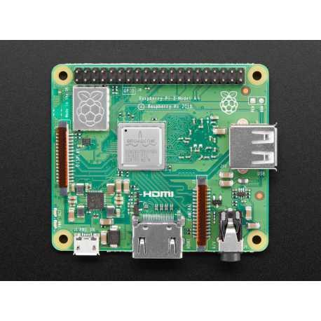 Raspberry Pi Modele 3 A+