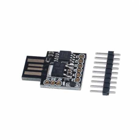 DIgispark USB with ATTiny85