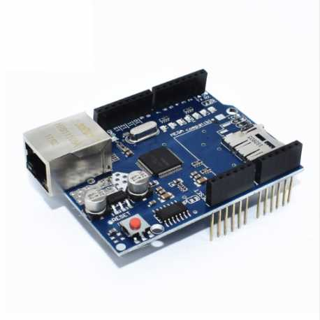 Shield Ethernet W5100 for Arduino
