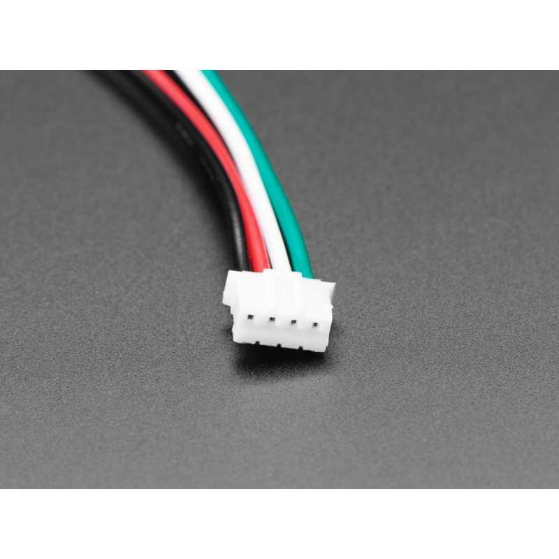 Tnisesm 20 paires 22 AWG JST SM fiche 4 broches m/âle vers femelle LED connecteur adaptateur c/âble /électrique 150 mm pour bande LED 5050 3528 SM-4P