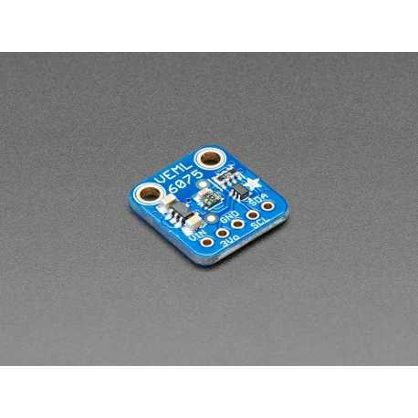 Capteur d'indice UV UVA UVB VEML6075