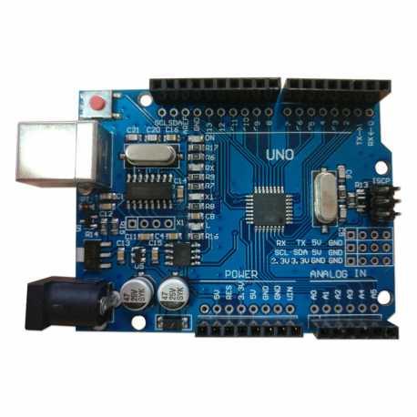Arduino UNO Clone Rev3