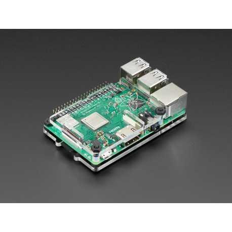 Pi Protector pour Raspberry Pi Model B+ / Pi 2 / Pi 3 B+