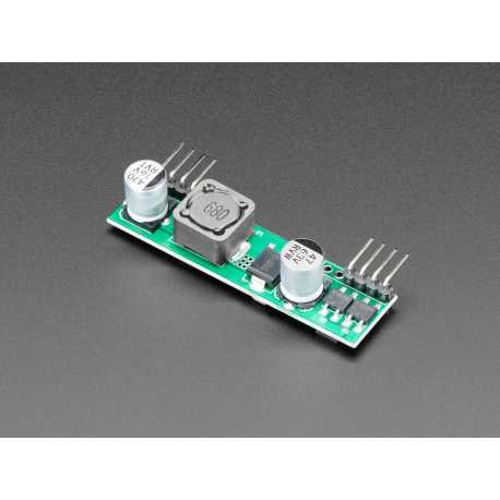 Module PoE 5V 1.5A - Fonctionne avec Raspberry Pi 3 B+