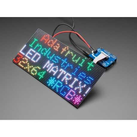 Shield Matrice RGB pour Arduino