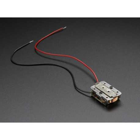 Bone Conductor Transducer with Wires - 8 Ohm 1 Watt