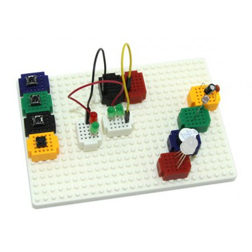 Set of 12 mini breadboard