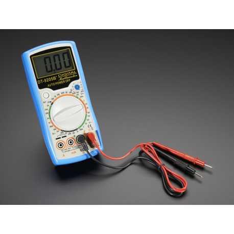 Multimetre numerique - Modele 9205B+