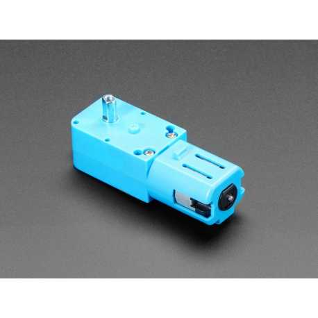TT Motor Bi-Metal Gearbox - 1:90 Gear Ratio