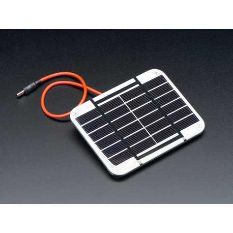 Solar Panel small 6V 1W