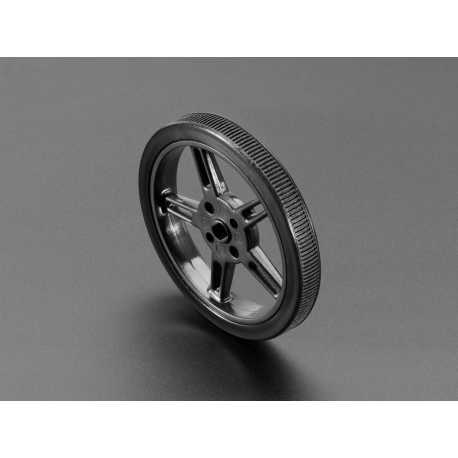 Skinny Wheel for TT DC Gearbox Motors