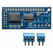 Adapter I2C or SPI for LCD display