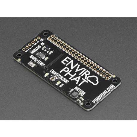 Enviro pHAT pour Raspberry Pi Zero Pi Zero