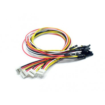 5 X Cable adapter female Grove to Jumper