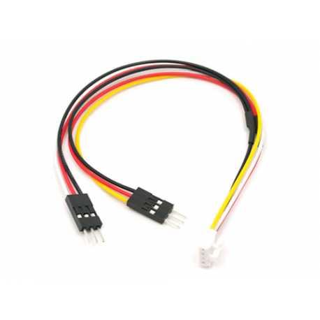 Grove - Cable de branchement pour servo ( pack de 5)
