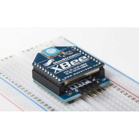 XBee to DIP adapter