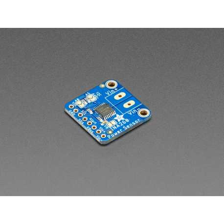 Adafruit INA260 High or Low Side Voltage, Current, Power Sensor