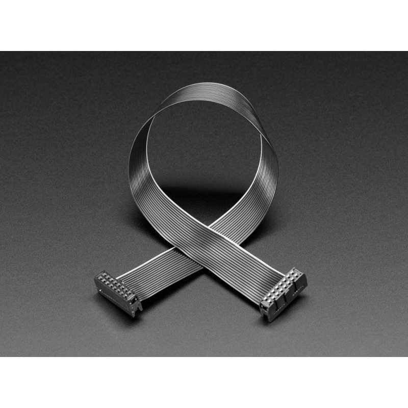 GPIO Ribbon Cable 2x8 IDC Cable - 16 pins 12