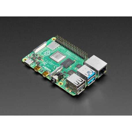 The Raspberry Pi4- Model B - 1.5GHz Cortex-A72